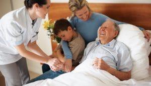 مراقبت پس از جراحی در سالمندان