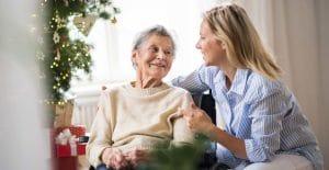 نگهداری از سالمند