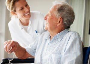مراقبت از بیمار بداخلاق