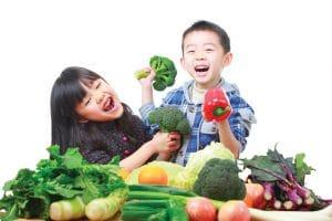 تغذیه سالم کودک