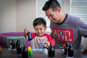 تقویت مثبت رفتار کودک