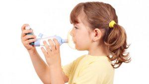 علل آسم در کودکان