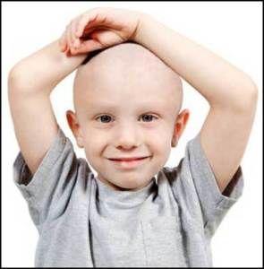 ریزش مو و شیمی درمانی در کودکان