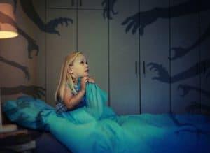 درمان وحشت شبانه کودک