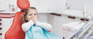 دلایل فوبیای دندانپزشکی در کودکان