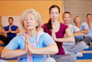 کنترل استرس و ترک سیگار در سالمندان