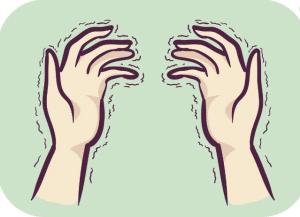 علل دستان لرزان در سالمندان
