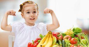 فواید تقویت سیستم ایمنی کودکان