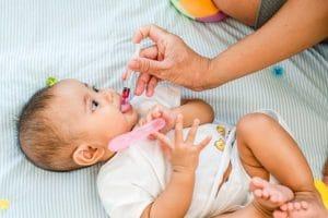 نقش مایعات در درمان آنفولانزای کودکان