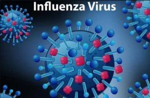 درمان آنفولانزای کودکان در منزل