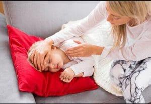 پزشک و درمان آنفولانزای کودکان