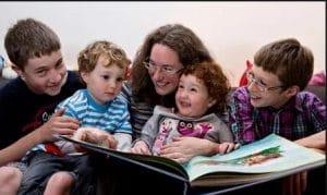 روشهای کتاب خواندن برای کودک