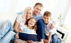 اهمیت کتاب خواندن برای کودک