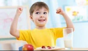 علل اهمیت تقویت سیستم ایمنی کودکان