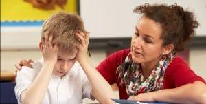 استرس در کودکان  مشکلات خانوادگی