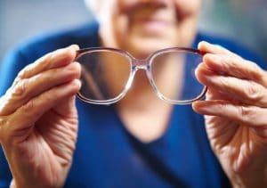 وضعیت بینایی سالمند