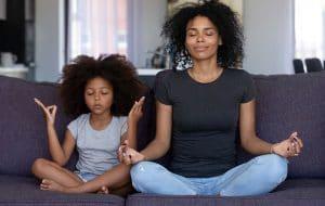 درمان استرس در کودکان