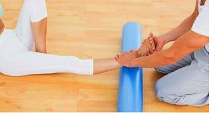ورزش پس از جراحی زانو