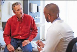 پزشک و بیش فعالی در بزرگسالان