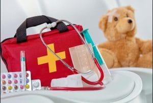 مهارت ضروری پرستار کودک و کمک های اولیه