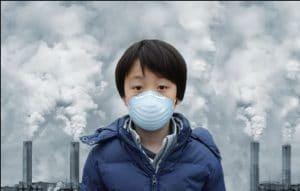 اثرات آلودگی هوا بر کودکان