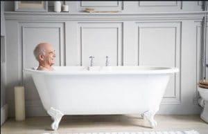 مزایای حمام سالمندان