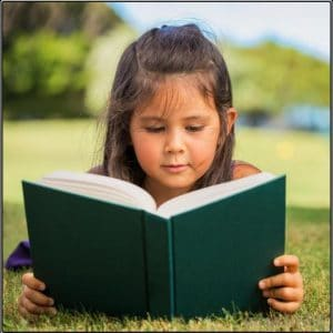 فواید کتابخوانی برکودک