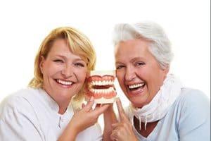 دندان در سالمند مبتلا به زوال عقل