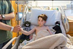 انواع مراقبت از زخم در کودکان