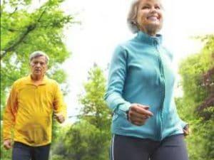 فواید پیاده روی بر ذهن سالمند