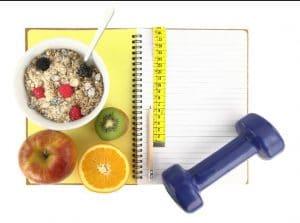 ارتباط استرس با چاقی و دفترچه غذایی
