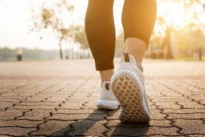 بیماری لثه و قلب و پیاده روی