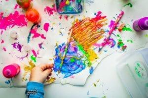 سلامت روان با خلاقیت