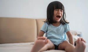 علایم خشم در کودکان