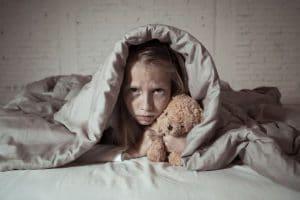 علل ترس شبانه کودک