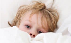 درمان ترس شبانه کودک