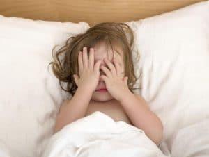 عوامل ترس شبانه کودک