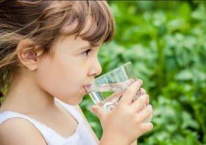 آب کافی مورد نیاز
