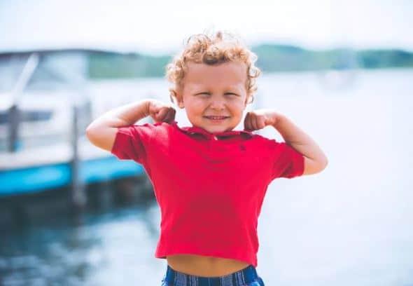 تقویت سیستم ایمنی کودک
